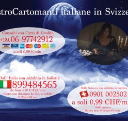 Astro Cartomanti italiane in Svizzera