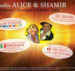 Alice & Shamir Cartomanti