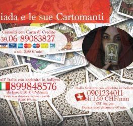 Lettura Arcani – Giada e le sue Cartomanti