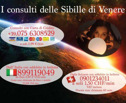 Sibille Cartomanzia – I Consulti delle Sibille di Venere